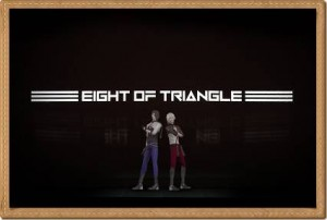 eight of triangle