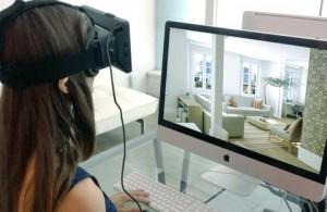建築 VR