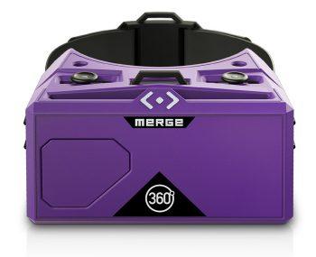 つけ心地最高!柔らかゴム素材HMD「Merge VR」機能と価格