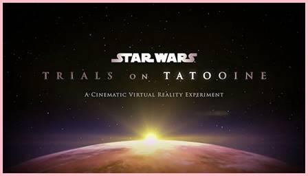 スターウォーズ VR