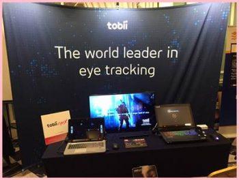 アイトラッキング技術世界シェアNo.1の『Tobii Technology』に惚れた話