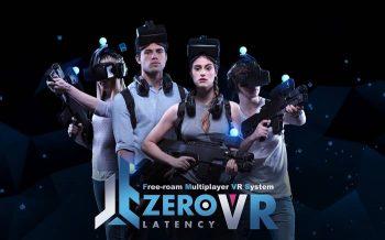 この夏、お台場 東京ジョイポリスに『Zero Latency VR』がやってくる!