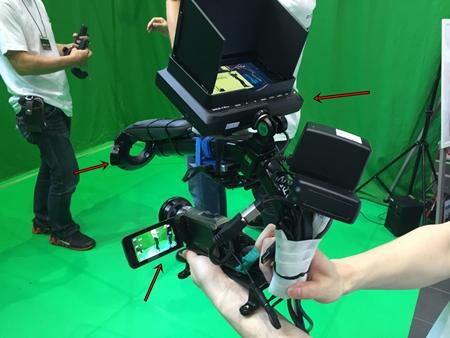 カメラ Vive
