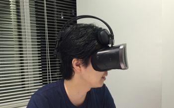 【IDEALENS】スタンドアロン型VRを見にC&R社に行ってきた。発売日、価格情報も