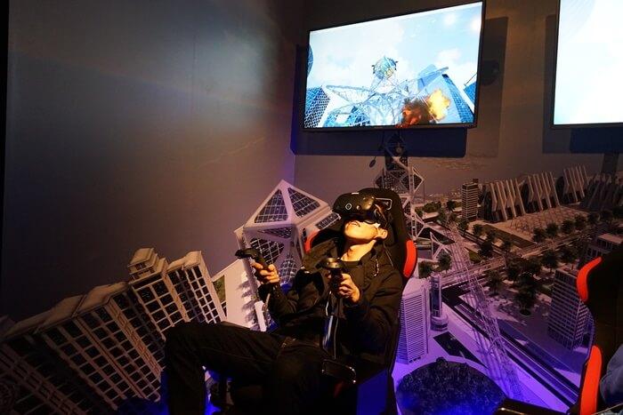ブラストブラスト VR