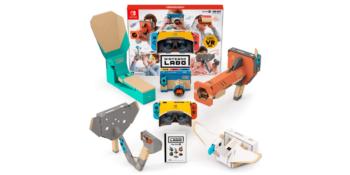 任天堂VR『Nintendo Labo VR Kit』情報まとめ